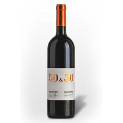 CAPANNELLE 50 & 50 TINTO 2001
