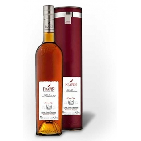 FRAPIN COGNAC CHATEAU FONTPINOT MILLESIME 1985