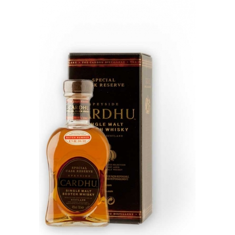 WHISKY CARDHU SPECIAL CASK RERSERVA