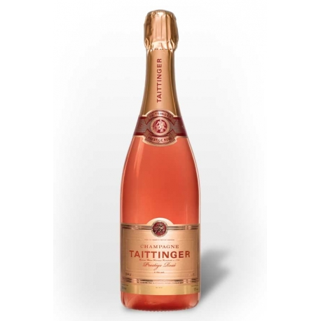 Taittinger Prestige Rose  0.75