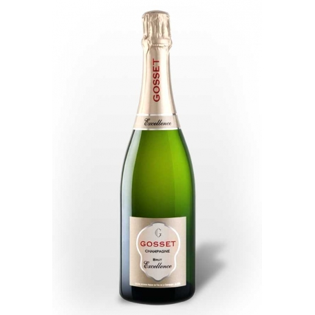 estuche botellas Gosset Excellence